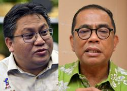 Nur Jazlan's views on Umno working with DAP are his own opinion, says Khaled Nordin