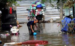 Indonesia's dry dams to reduce floods in capital city Jakarta
