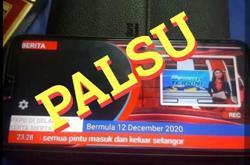 EMCO on Dec 12 in Selangor? It's fake news, say cops