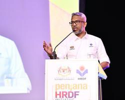 PENJANA HRDF emphasises upskilling, reskilling to enhance employability