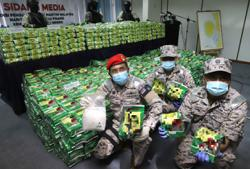 RM106mil drug bust at sea, MMEA scores biggest haul to date