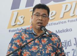 Covid-19: Abide by SOP, Melaka CM tells tourism players following influx of tourists during weekend