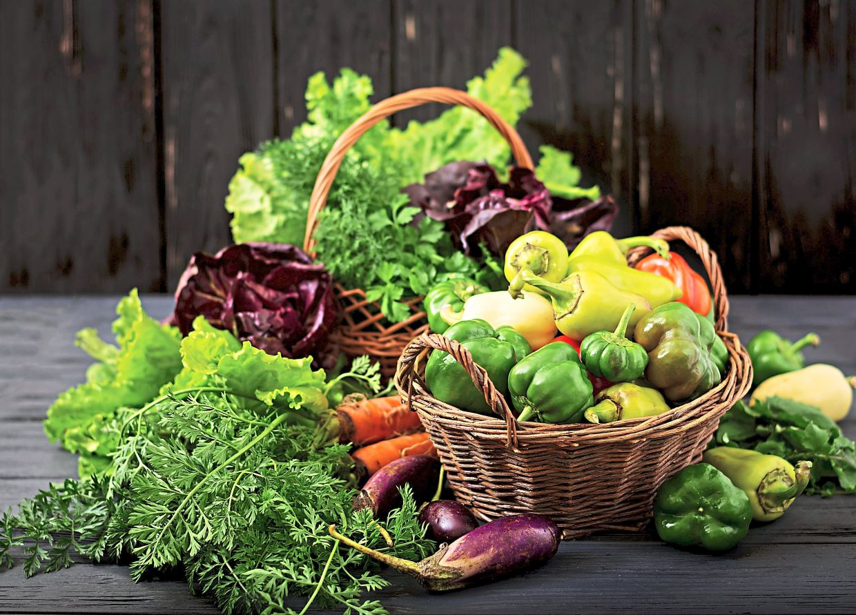 Jaya Grocer offers a robust selection of organic fruits, vegetables, dairy products and beverages.