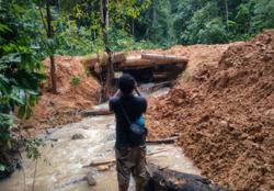 Logging has destroyed our land, say Orang Asli