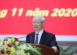 Vietnam leadership wrangling heats up as Communist Party meets