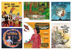 A gift guide of Malaysian childrens books perfect for this holiday season