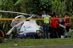AAIB confirms helicopters collided mid-air in Taman Melawati