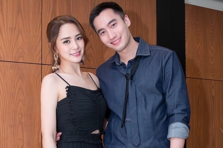 Gillian Chung's happier days with Dr Michael Lai. Photo: Gillian Chung/Instagram