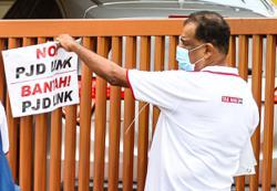 Concerned over proposed elevated link in Petaling Jaya