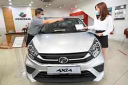 Car sales inch toward target