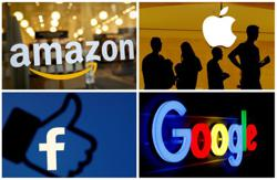 U.S. tech giants face 6-10% fines as EU set rules to curb their power