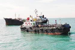 MMEA detains ship for illegally anchoring near Tanjung Piai