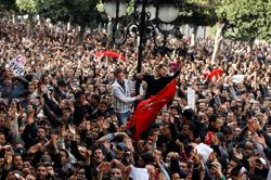 Ten years on, anger grows in Tunisian town where 'Arab Spring' began