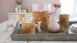 Tips on creative DIY lanterns and candles this Christmas