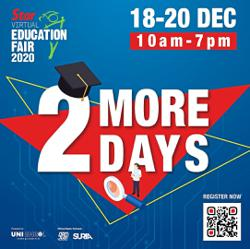 Star Virtual Education Fair on Friday
