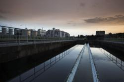 Recycle sewage and industrial wastewater