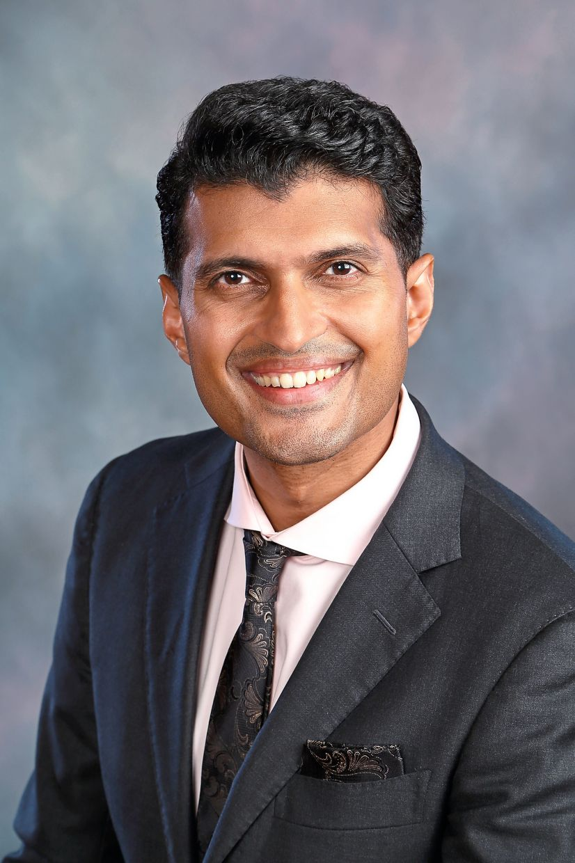 Dr Arun Arunasalam