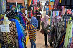 Tourist spots in Terengganu come alive