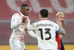 AC Milan mount another fightback to salvage draw at Genoa