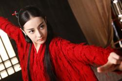 Chinese actress Dilraba Dilmurat felt insecure about her looks