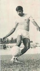 Former national footballer Namat Abdullah dies aged 74