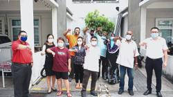 'Let residents beautify alley'