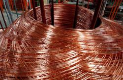 Copper pushes towards highest since 2013