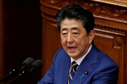Japan ex-PM Abe questioned by prosecutors - media