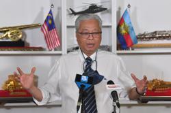 Ismail Sabri: CMCO extended in KL, Selangor and Sabah until Dec 31