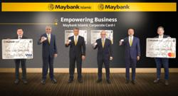 Maybank Islamic expects to issue 45,000 Islamic corporate cards