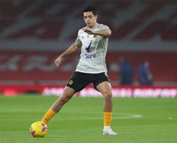 Soccer-Wolves need to rebalance squad with Jimenez sidelined, says Nuno
