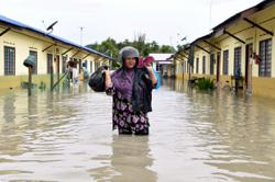 East Coast floods: More relief centres opened as numbers of evacuees rise in K'tan, Terengganu