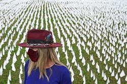 Memorials represent communal memory