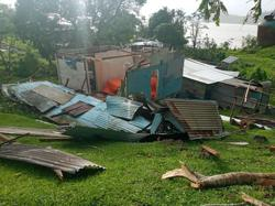 Powerful cyclone leaves trail of destruction in parts of Fiji