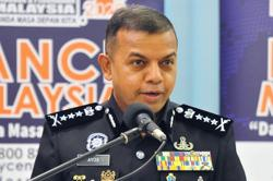 Death threats made against Johor top cop