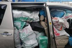 RM130k worth of contraband cigarettes seized at roadblock