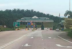 Right lane of NSE between Simpang Renggam, Sedenak closed for four months from Monday (Dec 21)