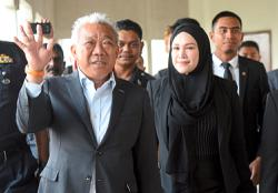 Judge annoyed at last-minute notice to vacate Bung Moktar's trial dates