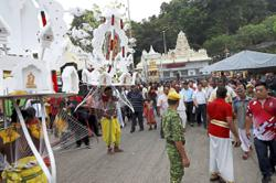Penang may cancel Thaipusam chariot procession amid Covid-19