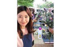 Sweet talker blooms in Terengganu