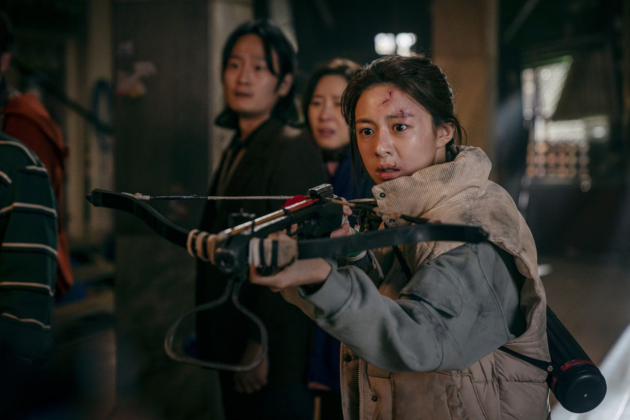 Korean drama 'Sweet Home' scores a home run with its creative monsters and  metaphors | The Star