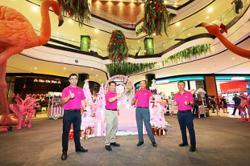 Mall opens in Kota Kemuning