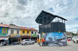 Restoring iconic landmark in Balik Pulau