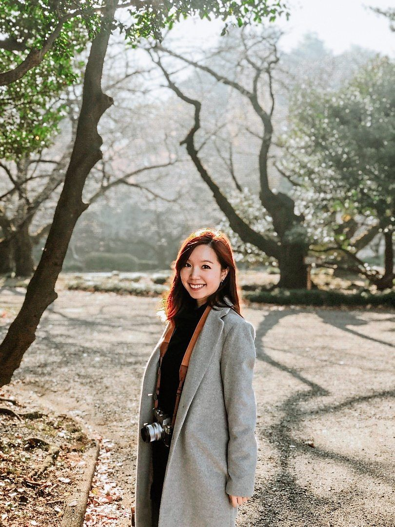 020/12/25/985835.jpeg  Gan hopes to write a book and will be using a journalling app to keep track of her progress. — CARISSA GAN