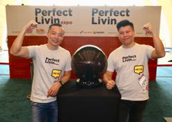Perfect Livin unveils new logo at expo for a homely vibe