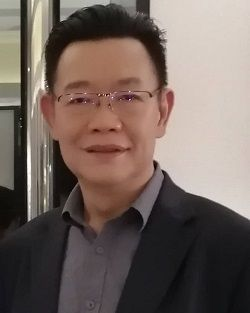 Chee Meng (pic) credits his wife as the one who initiated the savings plan for their children's future.