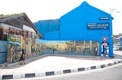 18 murals spice up Alor Setar art corner