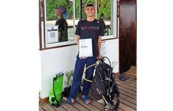 Teen gets conservation award