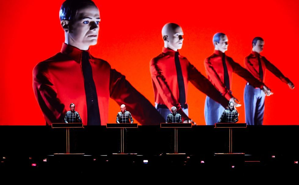 The Design Museum, London is offering a virtual film tour of its exhibition 'Electronic: From Kraftwerk To The Chemical Brothers'. Photo: Handout