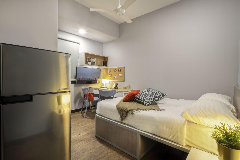 The Private Duplex offers a little bit more privacy.